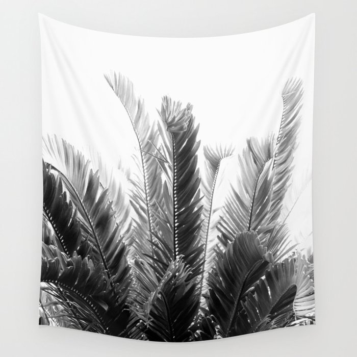 Tropical Leaves Dream #3 #tropical #decor #art #society6 Wall Tapestry