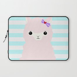 Alpaca In Love  Laptop Sleeve