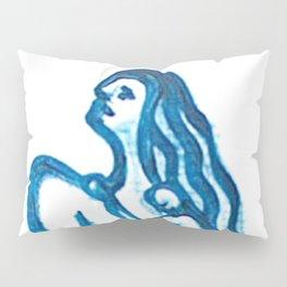 Mother / sketch Pillow Sham