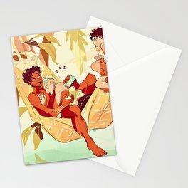 Damen & Laurent summer Stationery Cards