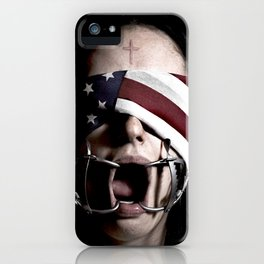 The American Dream iPhone Case
