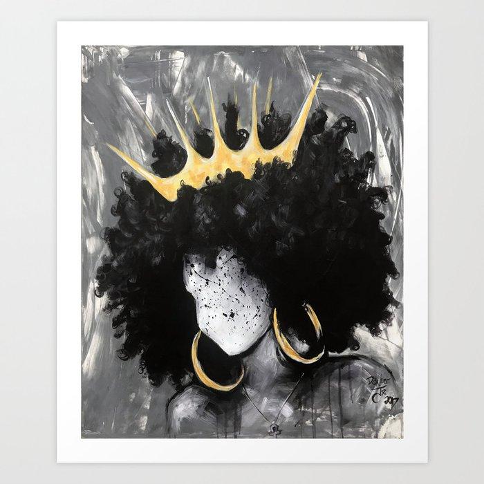 Naturally Queen III Kunstdrucke