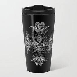 Baphomet Lunar Arachnid Travel Mug