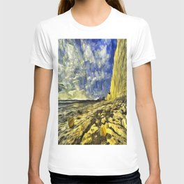 Birling Gap And Seven Sisters Van Gogh T-shirt