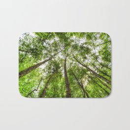 The Ancient Tree Canopy Bath Mat