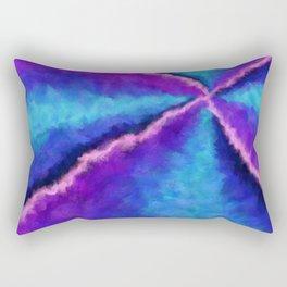 Magic Unicorn Vortex Rectangular Pillow