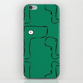 Dino Baby iPhone Skin