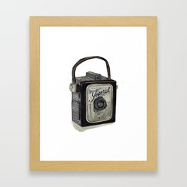 Imperial Camera 620 Framed Art Print