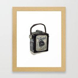 Imperial Camera 620 Framed Art Print