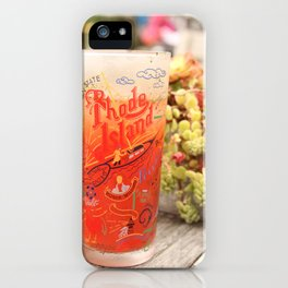 Rhode Island iPhone Case