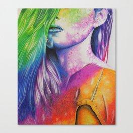 HernameisBanks Canvas Print