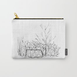 Stump  Carry-All Pouch