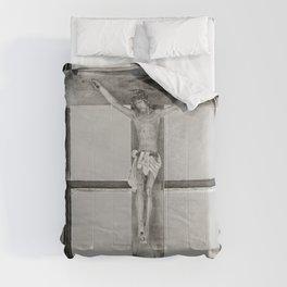 Christ on the cross Comforters