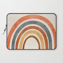 Abstract Rainbow 88 Laptop Sleeve