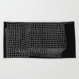 Squarespace N°3 Beach Towel
