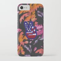 american iPhone & iPod Cases featuring American by jajoão