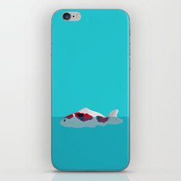 Japanese Fish iPhone Skin