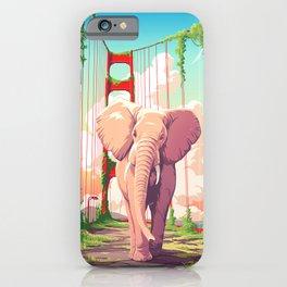 Nature Endures iPhone Case