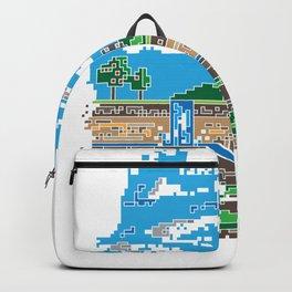 Pixelfalls Backpack