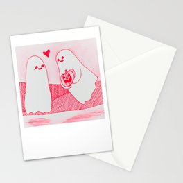 Ghostly Love Stationery Cards