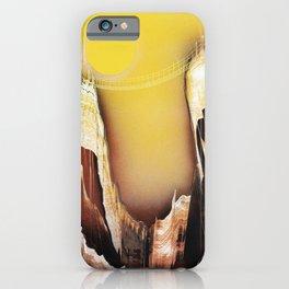 Foot bridge iPhone Case