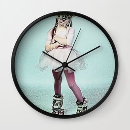 My Untold Fairy-Tales Series (1 0f 3) Wall Clock
