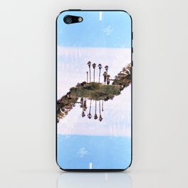 Landscapes c2 (35mm Double Exposure) iPhone Skin