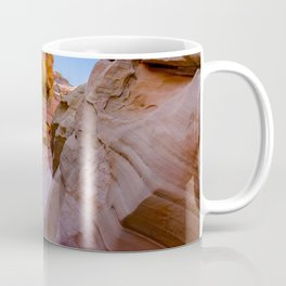 Colorful Canyon, Valley of Fire State Park Coffee Mug
