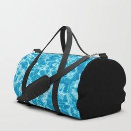 Geometric Pool Me - Retro Pool - Duffle Bag