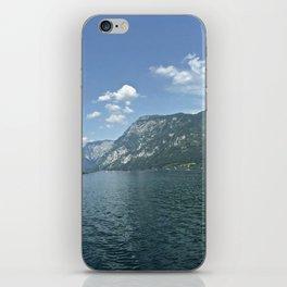 Lake Bohinj iPhone Skin