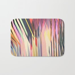 Abstract Composition 615 Bath Mat