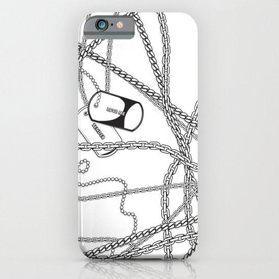 TENDER LOVE iPhone & iPod Case
