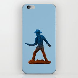 Toy Cowboy iPhone Skin