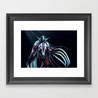 Spawn Horizontal1 Framed Art Print