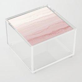 WITHIN THE TIDES - BALLERINA BLUSH Acrylic Box
