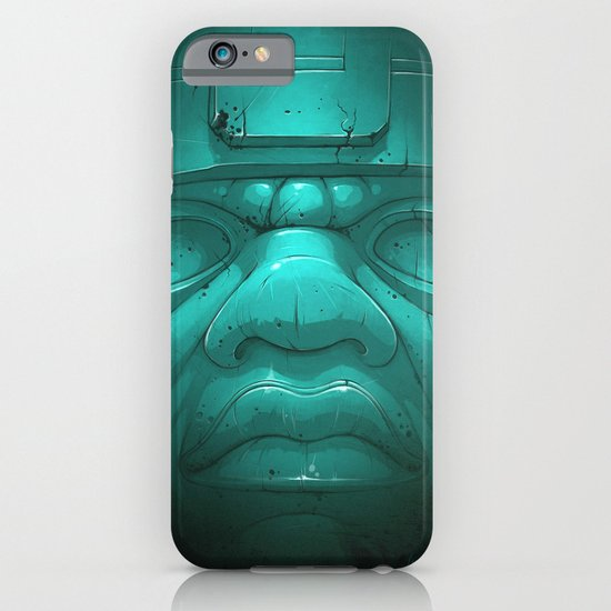 Olmeca III. iPhone & iPod Case