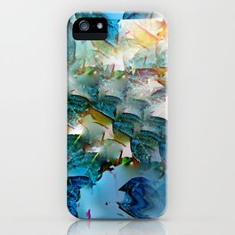 Leafing through iPhone Case