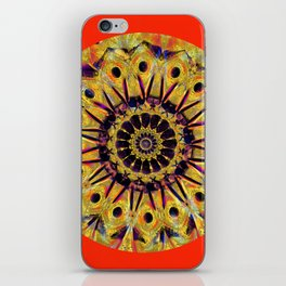 Colorful Mandala WP iPhone Skin