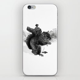 How the West was Won iPhone Skin
