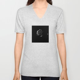 Smoke Tribute - The - Woo - Shoot - The Stars - The Moon Unisex V-Neck
