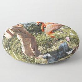 Alternate Reality Floor Pillow