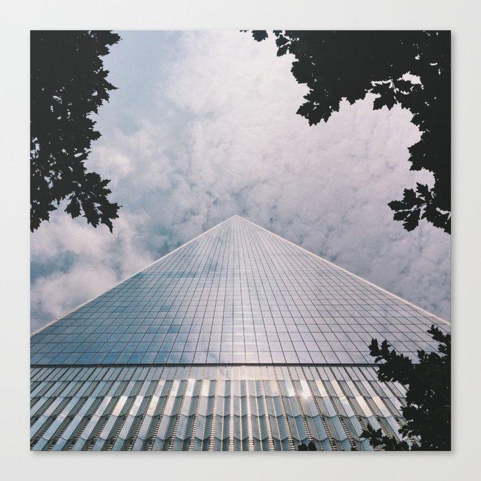 1 World Trade Center Canvas Print