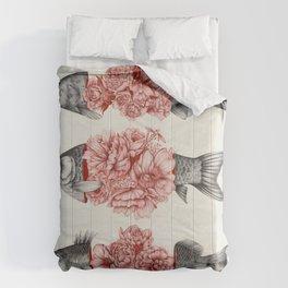 To Bloom Not Bleed  Comforters