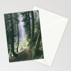 To The Falls Stationery Cards