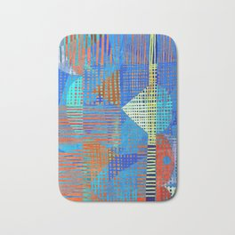 Fishing Nets Bath Mat