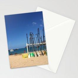 Hawaiian Shore Stationery Cards
