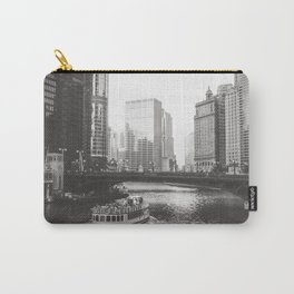 Dusk falls on Chicago Carry-All Pouch