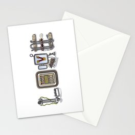 MACHINE LETTERS - LOVE Stationery Cards