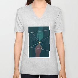 Parallel Universe Unisex V-Neck