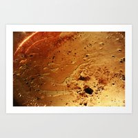 grease Art Prints featuring Grease Constellation  by John Morris